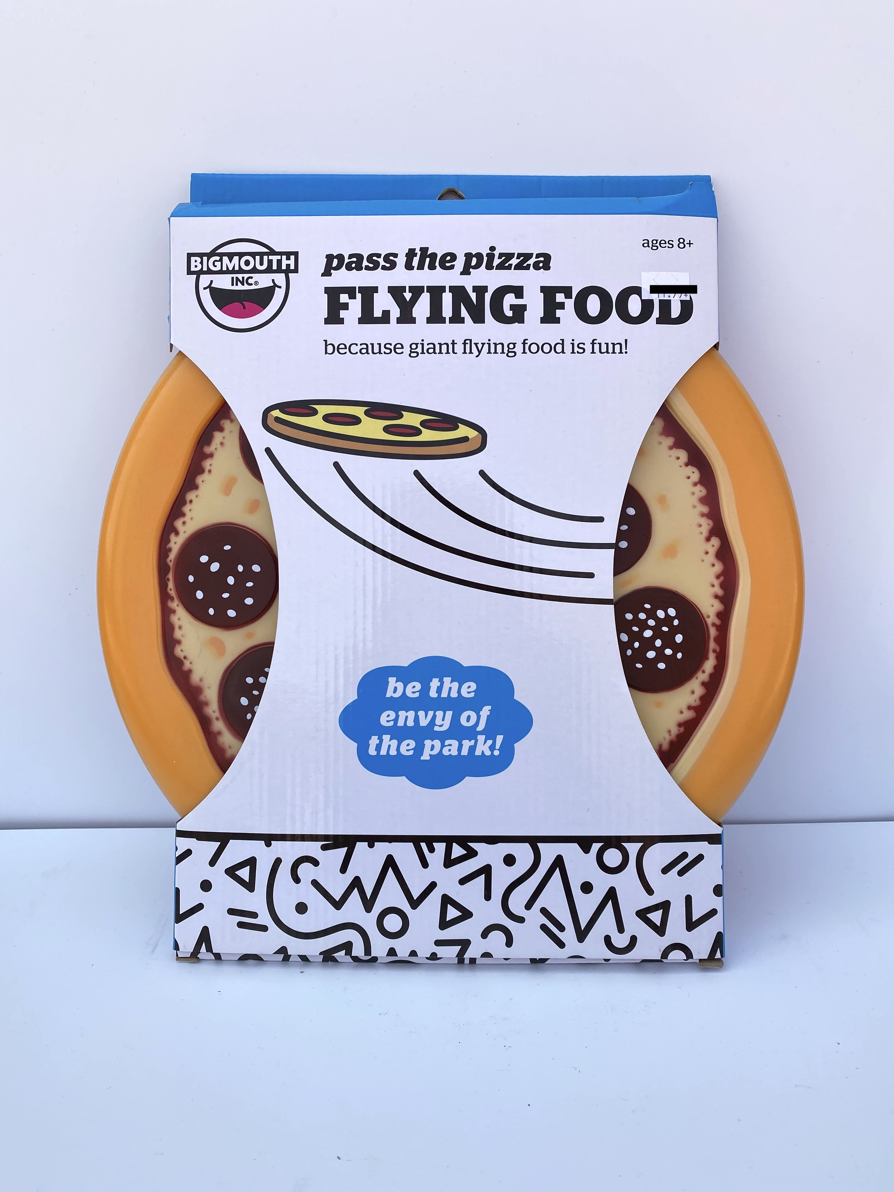 Flying Food Pizza Disc